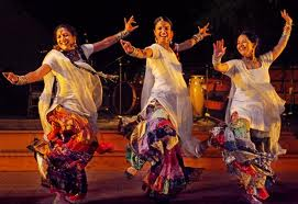 punjabi dance step